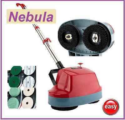 Great Timber Carpet Tile Hard Floor Polisher Wax Cleaning Buffer Cleaner Machine