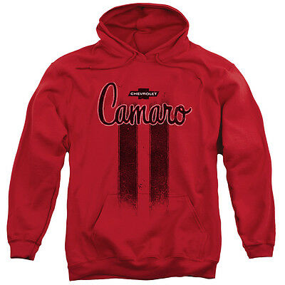 Chevy Camaro Stripes Pullover Hoodies for Men or Kids