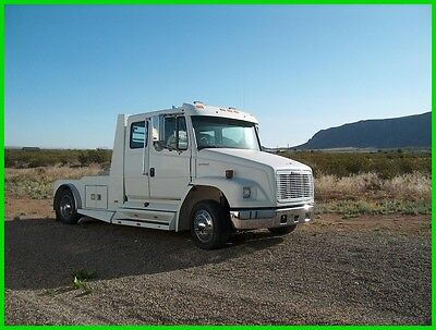 2000 Freightliner FL60 Sport Chassis Used, Commercial Truck