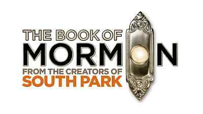 2 x  Tickets to The Book of Mormon