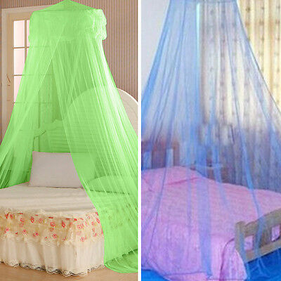 House Bedding Decor Summer Sweet Style Round Bed Canopy Dome Mosquito Net Latest