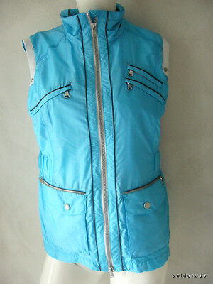 BRAX Golf Ladies feather-light Vest Vivian Size M NEW