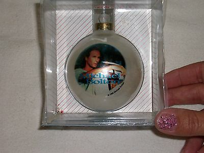 Michael Bolton Ornament ~~~New~~~ 1996 Collectible Limited Edition