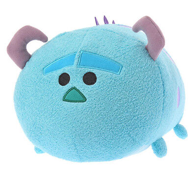 Disney Store Middle (M) Tsum Tsum Monsters, Inc. Sulley Plush Doll 622430