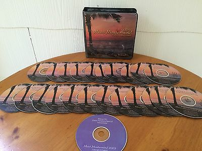 Maui Mastermind LIVE Real Estate Investing Course Event - 23 CD'S & BOOK! RARE!