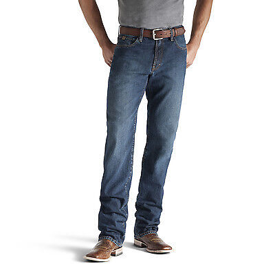 ARIAT - Men's Jeans - Heritage Relaxed - Dark Stone  - ( 10010853 ) - New