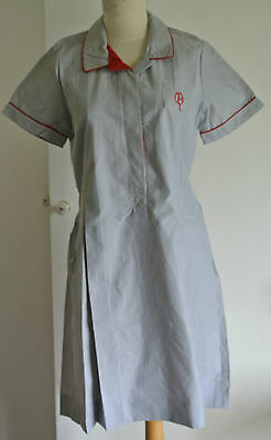 Queenwood School NSW  Dress GREY-Size 8 Brand New -Never worn