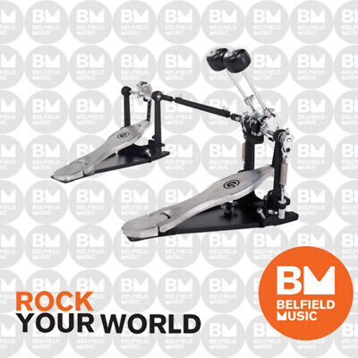 Gibraltar 6711DB Double Kick Bass Drum Pedal G6 GI6711DB