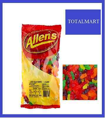 Allens Jelly Babies  Candies Lollies X 1.3Kg