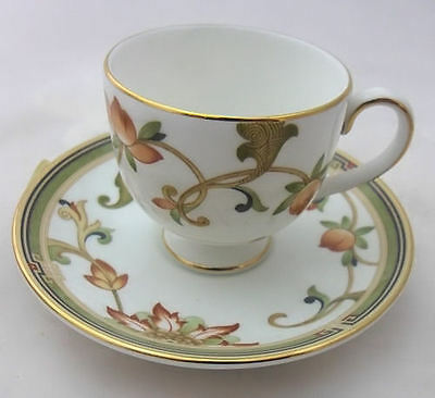 Wedgwood Oberon Tazza Da Caffe Con Piattino Coffee Cup With Saucer Pattern
