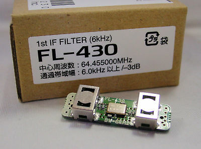 ICOM 1,st IF FILTER FL-430 FOR IC-9100/7410