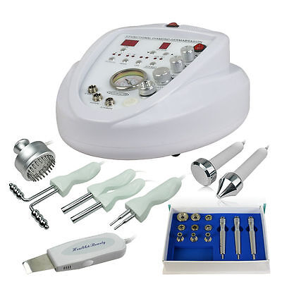 Diamond Microdermabrasion Dermabrasion Machine 5in1 Vacuum Peeling Anti-wrinkle