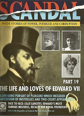 Scandal Part 19 The Life and Loves of Edward VII