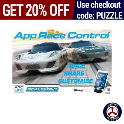 Scalextric ARC ONE System Race Control Slot Car Set SCA-C1329 Brand New