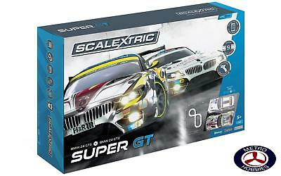 Scalextric Super GT Slot Car Set C1360 Brand New