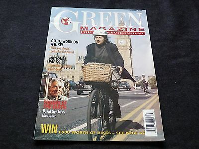 Vintage Green Magazine (for our environment) July1991.