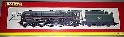 """Hornby Oo Gauge R2180 Britannia Class 7Mt 4-6-2 """"clive Of India"""" - New In Box"""