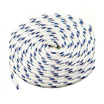 6mm Double Braided Polyester Donaghys Rope (Blue) - Per 5 Meters