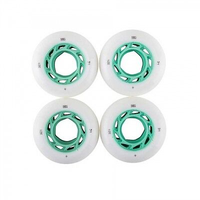 Welcome - Orbs Ghost Lites White/Mint 54MM 102A Skateboard Wheels