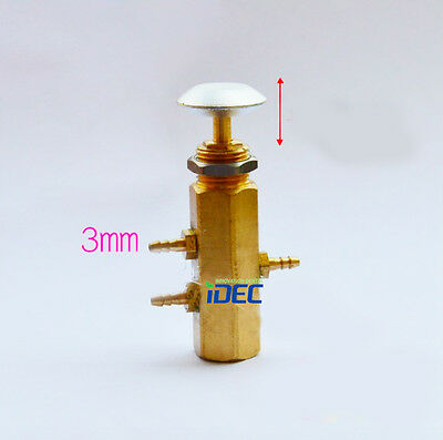 Dental water exchange switch PUSH PULL Switch for dental chair accessory 1PC