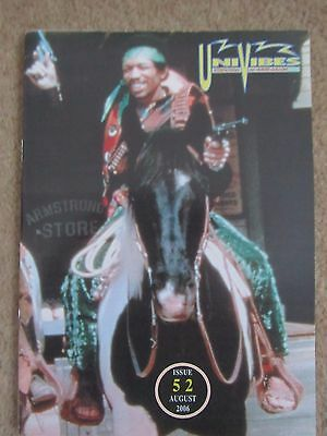 Univibes #52 - August 2006 issue of the Jimi Hendrix magazine