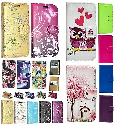 Luxury Magnetic Flip Cover Stand Wallet Leather Case For Samsung Galaxy J3 2017