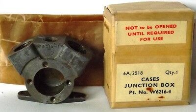 WW2 RAF Aircraft Vacuum Manifold 6A/2518 for Blind Flying Panel - SPITFIRE, etc