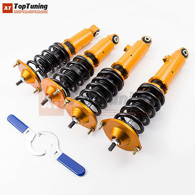 For Mazda MX5 MK2 type NA year 98-05 adjustable coilover kit CAC