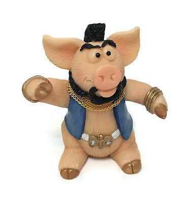 Mr P Brand New Boxed Collectable Pig Figurine 14339 Christmas Gift Home ornament