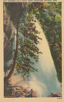 TENNESSEE - Rainbow Falls, Great Smoky Mountains National Park