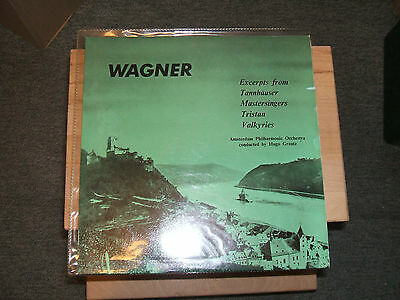 Wagner: Excerpts from Tannhäuser, Mastersingers, Tristan, Valkyries