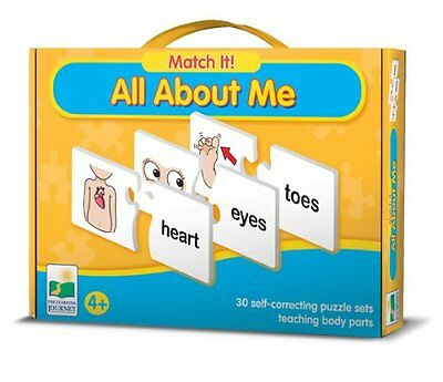 The Learning Journey Match It! All About Me