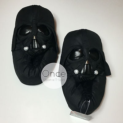 Primark Mens STAR WARS DARTH VADER Novelty Slippers