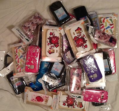 Wholesale Bulk Joblot Mixed Mobile Phone Cases Covers X46 **Discounted Price**
