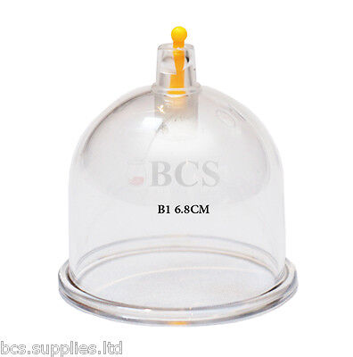 Cupping/hijama Cups Highest Quality, Bcs Guaranteed & Free Delivery (150)