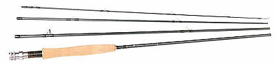 HARDY JET FLY FISHING SALMON ROD - 10ft #4 SINGLE HANDED - BRAND NEW