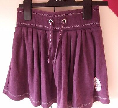 Purple Flared/Skater Skirt - Age 7-8 years - George