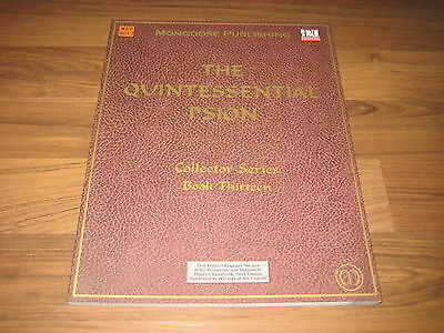 d20 The Quintessential Psion Collector Series Book Thirteen Mongoose MGP4013