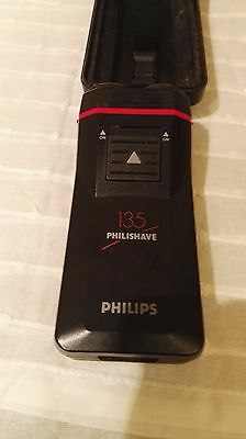 Vintage - Philips Philishave 135 Battery Shaver As Is