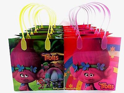 Dreamworks Trolls Movie Party Favors Set Of 17 With