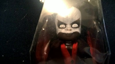 Living Dead Dolls mini series collectable black and white variant in box