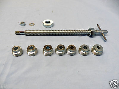 Fork Tube Puller Kit   Suitable For Triumph Ajs  Norton And Bsa Models