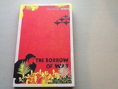 The Sorrow of War - Bao Ninh. ( paperback )
