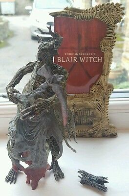 McFarlane Toys : Movie Maniacs Series 4 - Blair Witch Action Figure Loose