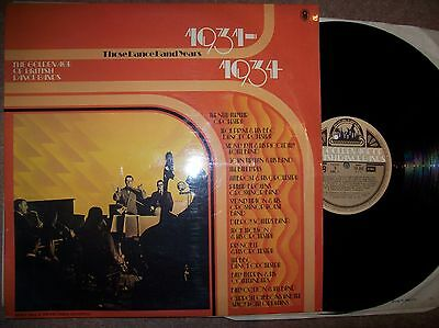various - goldern age of british dance bands 1931-1934..world records l.p