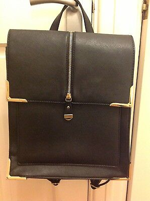 New Look Womens Stylish backpack totes bag faux leather