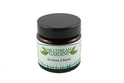 Eczema Cream Millstream Gardens (60ml) | Natural Organic Healing Skin Balm NEW