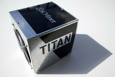 KNC Titan Scrypt Cube Litecoin Dogcoin ltc miner coin international shipping