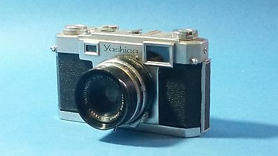 Yashica 35 Camera - Vintage - 35mm - Collectable