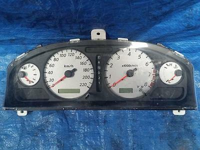 2002 Nissan Pulsar N16 Automatic Instrument Cluster
